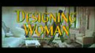 Designing Woman - Trailer (1957)