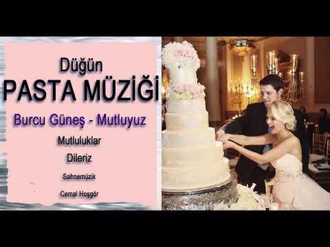 Düğün Pasta Müzikleri - Burcu Güneş - Mutluyuz, aşktan uçmuşuz