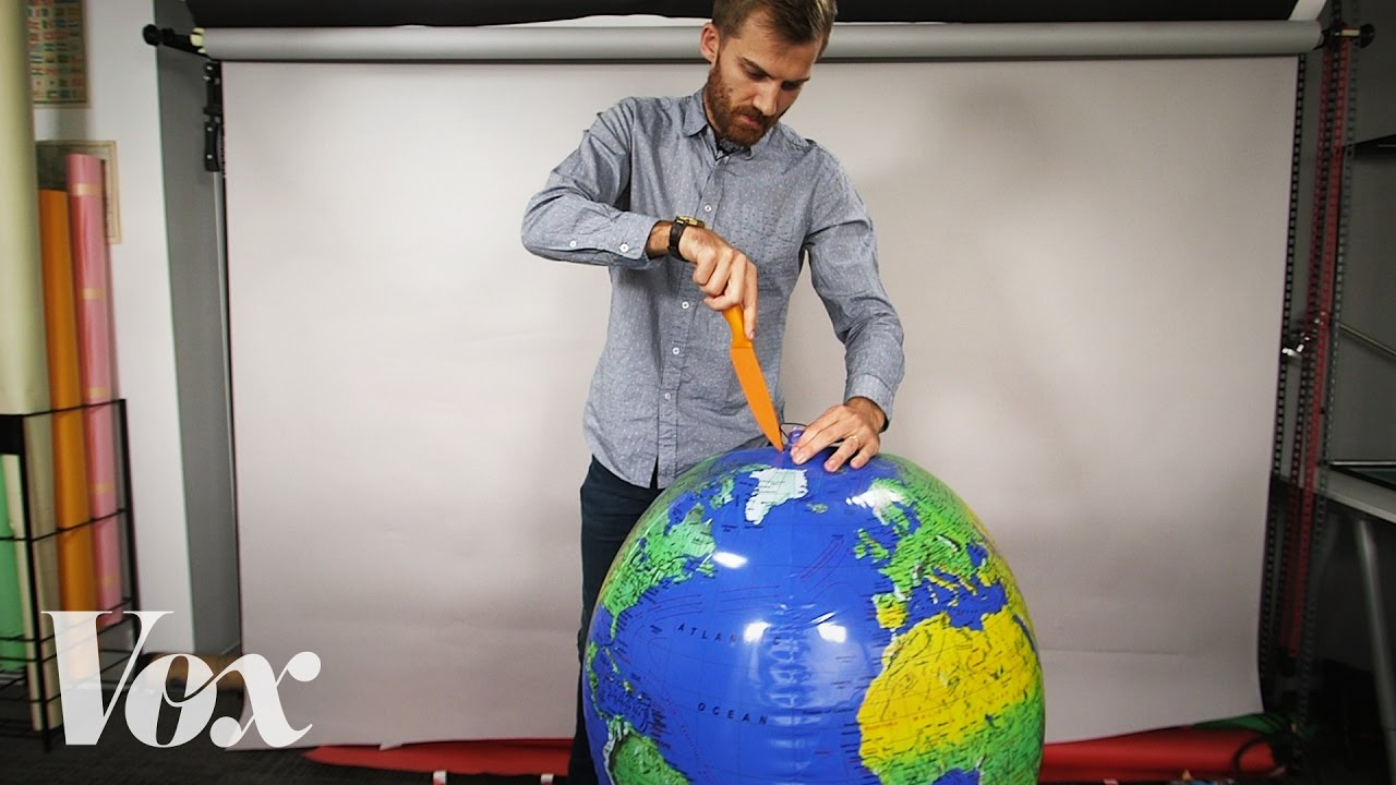 Why all world maps are wrong - YouTube