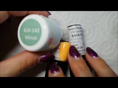 Traumzauber Nails: UV Lack & Nailart