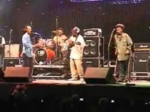 Israel Vibration Natty Dread Live in Sao Paulo Brazil