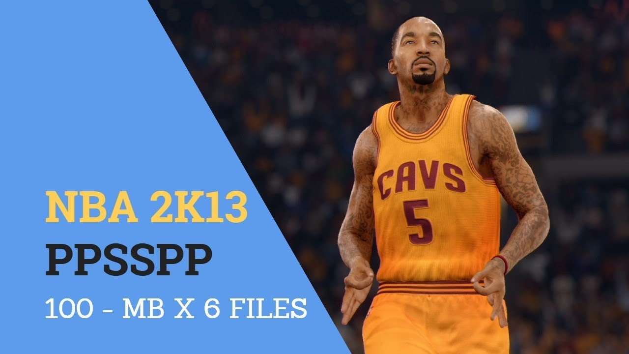 c2ae0b24f NBA 2K13 PPSSPP HIGHLY COMPRESSED AND WITH BEST SETTINGS - YouTube