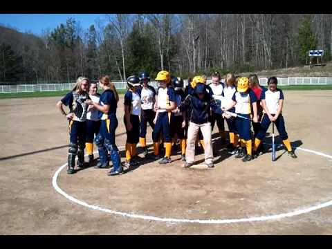 Greenbrier West High School Cavalier Softball 2013