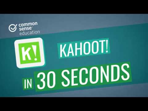 Kahoot! in 30 Seconds on