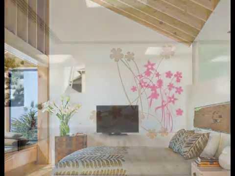 Vinilos decorativos de pared la mejor soluci n en - Youtube decoracion de interiores ...