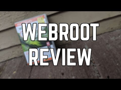 Webroot Secure - Unboxing (Part 1)