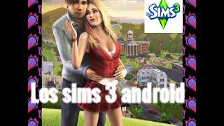 Los Sims 3| apk+Datos SD [4Shared] [Mega]