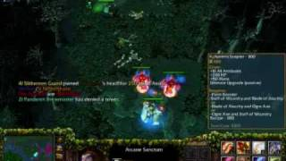 DotA - Invoker Gameplay Tutorial v1.0 part 3
