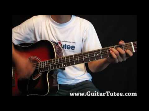 Brad Paisley - Then, by www.GuitarTutee.com