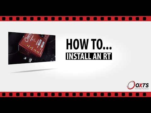 How to install the RT2000/3000/4000