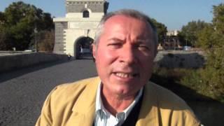 Repeat youtube video Sandro Vannucci da Ponte Milvio descrive il progetto Antica Via Clodia