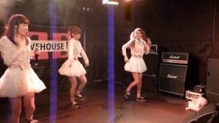 """2015年5月17日(日) 大阪西天満Live House D"""" みなええなライブ ぱぴぷぺ..."""