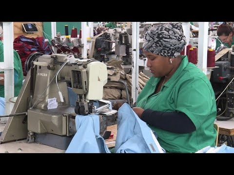 South Africa struggles to revive ailing clothing industry