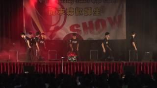 2016-羅東國中-師生歲末聯歡-04-Hello HIUNDAI-蛇舞+What does the fox say ?
