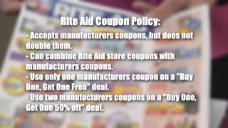 How to Save at Rite Aid with CouponMom - Rite Aid Coupons