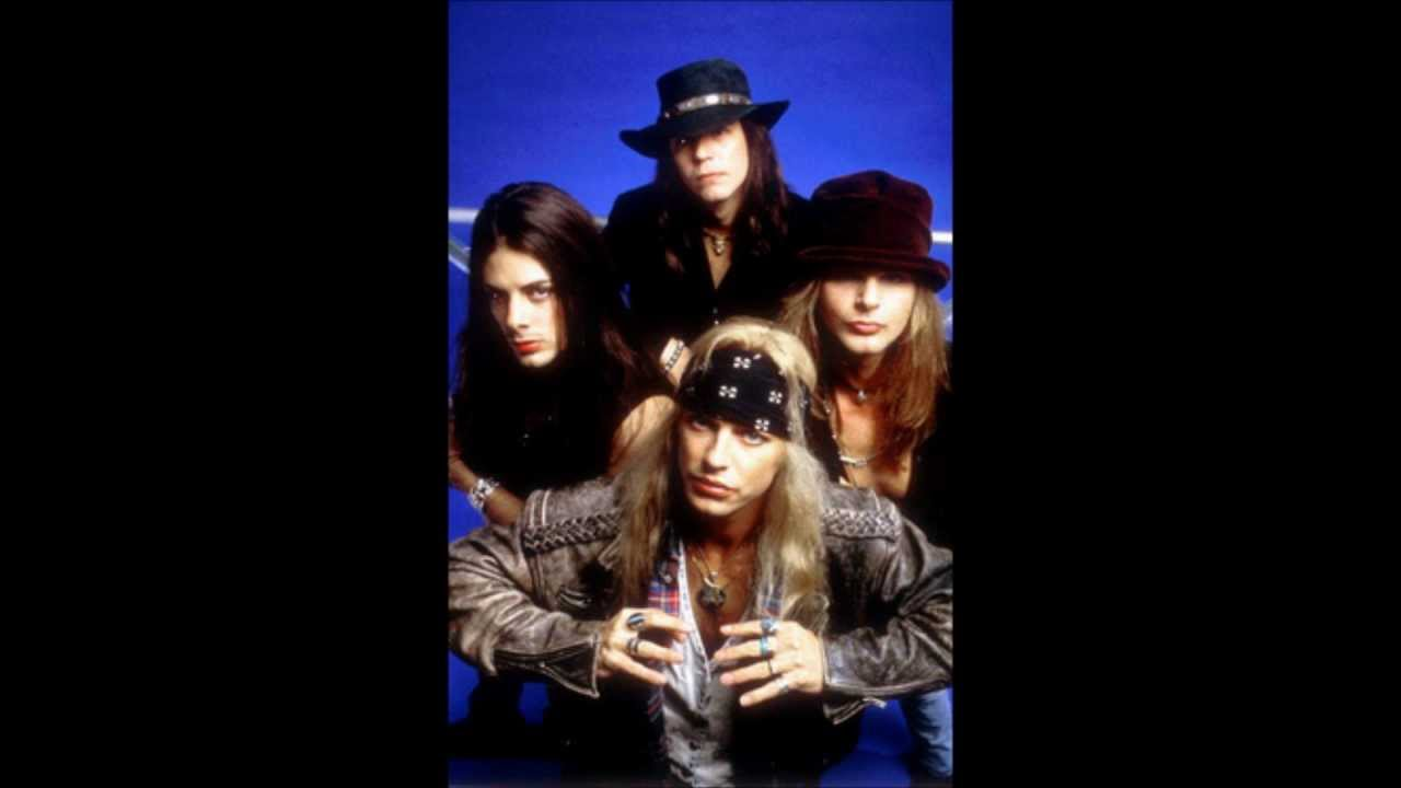 Poison - 7 Days Over You (Native Tongue)