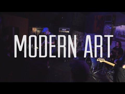 Modern Art (Full Set) at Burro Bar, Jacksonville