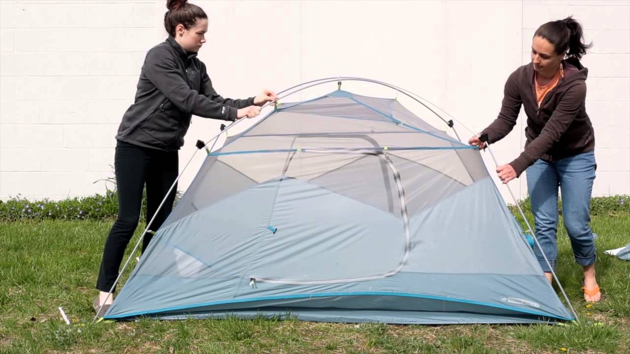 How to set up the EMS Sugar Shack 2 Tent Eastern Mountain. & How to set up the EMS Sugar Shack 2 Tent: Eastern Mountain ...