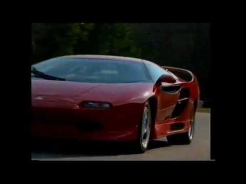 Old Top Gear 1998 - Vector M12