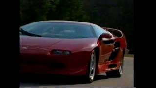 Old Top Gear 1998 - Vector M12