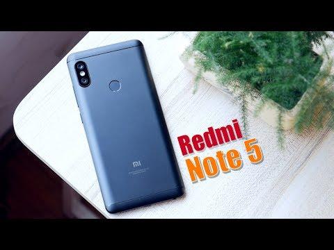 Полный обзор Xiaomi Redmi Note 5 - и снова нет альтернатив.
