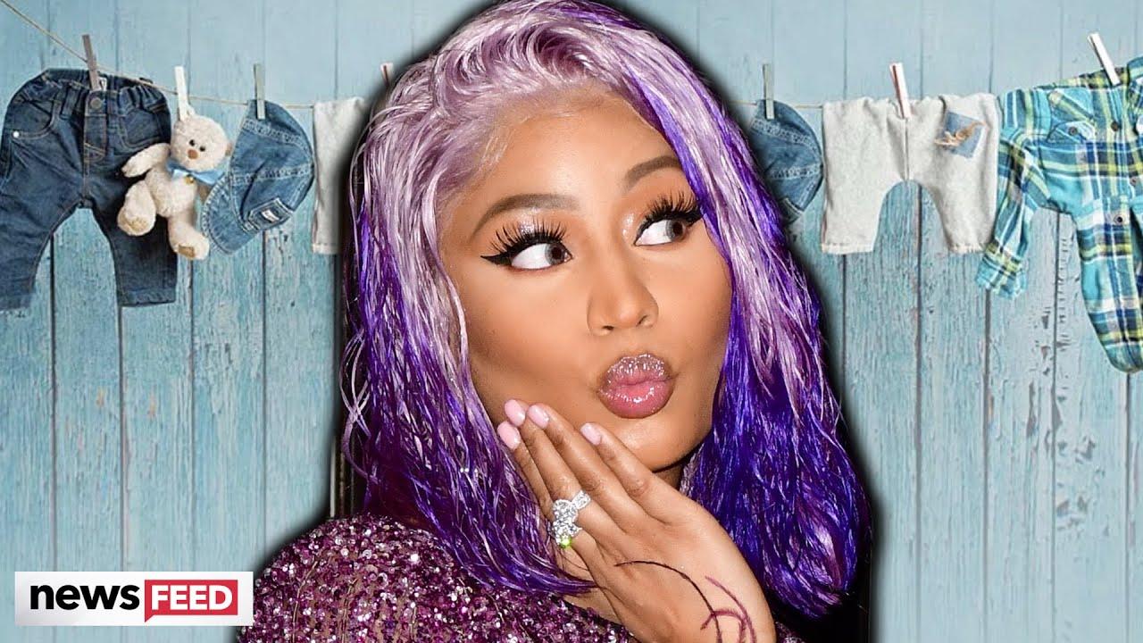 Nicki Minaj's Guilty Pleasure As A Parent REVEALED!