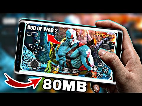 GOD OF WAR Android PSP FULL GAME ONLY (85MB) - 동영상