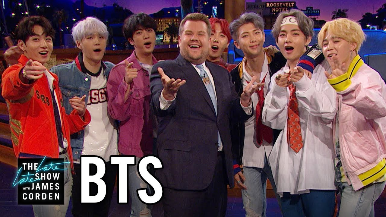 BTS Has a Lot of Celebrity Fans So Here Is a List | Time