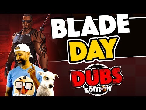 BLADE DAY Community Opening!  Show The World Your Odds!