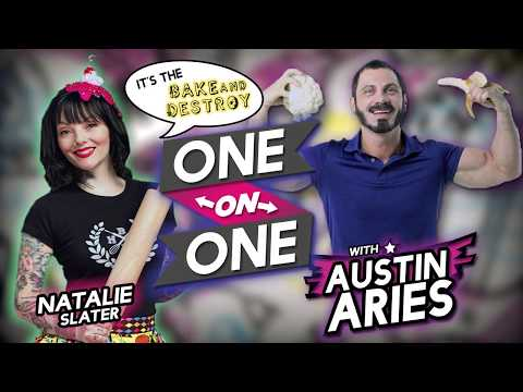 The Bake and Destroy Interview: Vegan WWE Superstar & Author Austin Aries