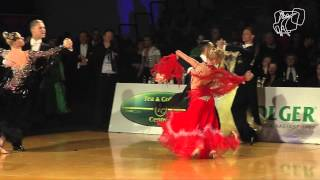 2014 GrandSlam Standard Tallinn | The Semi-Final Reel | DanceSport Total