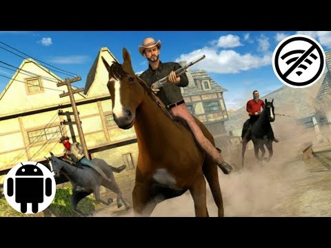 Top 5 Offline Western Cowboy Games For Android