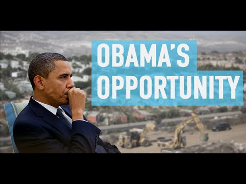 Obama's Opportunity: The Importance of US Action