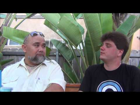 Two Guys Take On Pizzaria Luigi's, San Diego Special 2