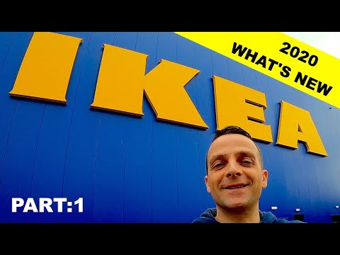 What's new in IKEA 2020 Showrooms home decor ideas PART:1