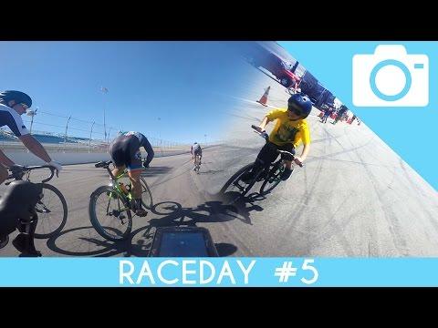 RACE DAY - Bakersfield (a cycling race vlog)