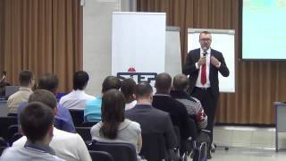 Техника продаж, тренинг продаж. Часть 1. Евгений Колотилов