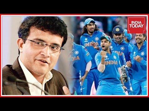 Sourav Ganguly Speaks On India's Remarkable Run Chase Against England