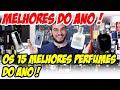 OS 15 MELHORES PERFUMES DO ANO / 2019 ! Perfumes Importados Masculinos | Designer