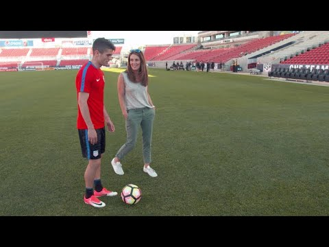 60dd36cc2 Can Christian Pulisic become the first U.S. soccer superstar  - YouTube
