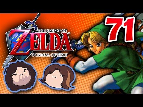 Zelda Ocarina of Time: Legend of Venture - PART 71 - Game Grumps