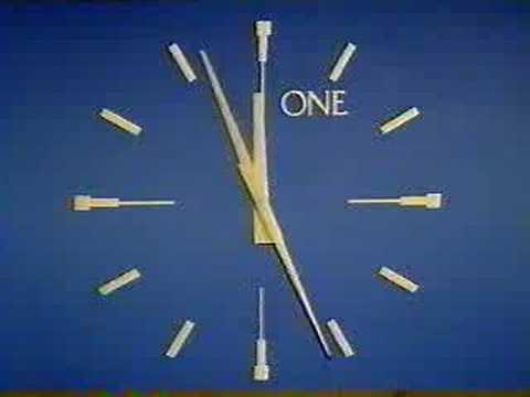 TVNZ TV1 Closedown 1987