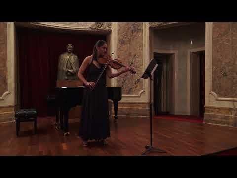 Carmen Carneci: Psalm zu Mittag  für Viola (2017), Aida-Carmen Soanea
