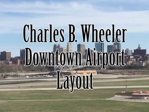 Kansas City Airport Layout