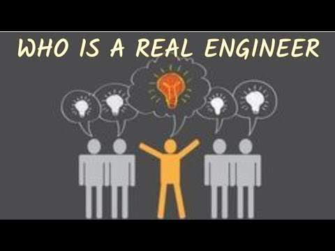 Who is a real engineer
