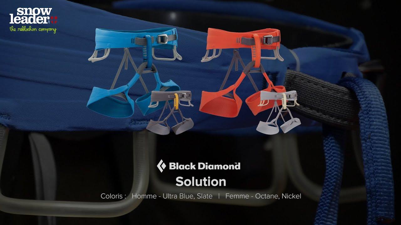 Black Diamond Baudrier Momentum Homme