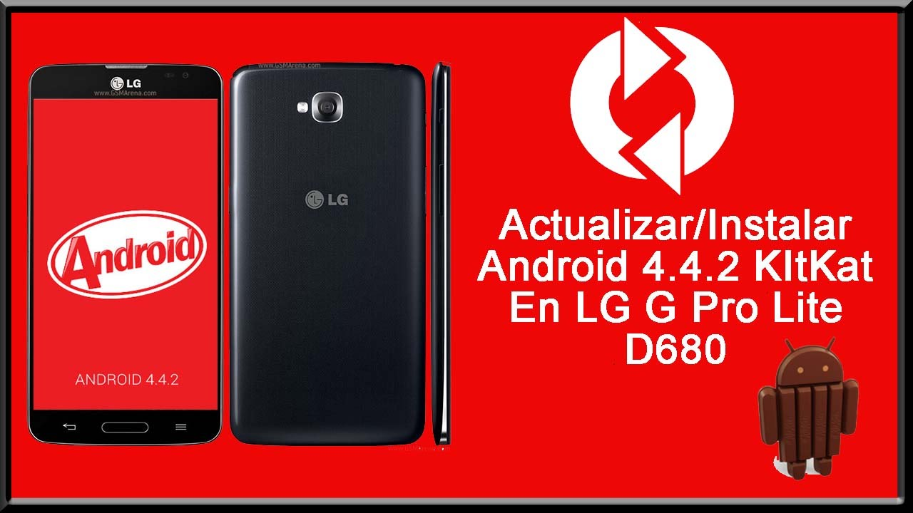 Actualizar Lg G Pro Lite A Android 4 4 2 Kitkat Review