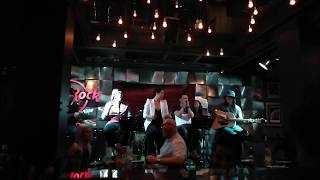 Hard Rock Cafe. Bangkok. Have You Ever Seen The Rain. Live Music. Бангкок. 2017
