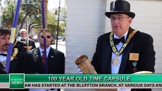 BEAUFORT NEWS | 100-Year-Old Time Capsule | 3-26-2018
