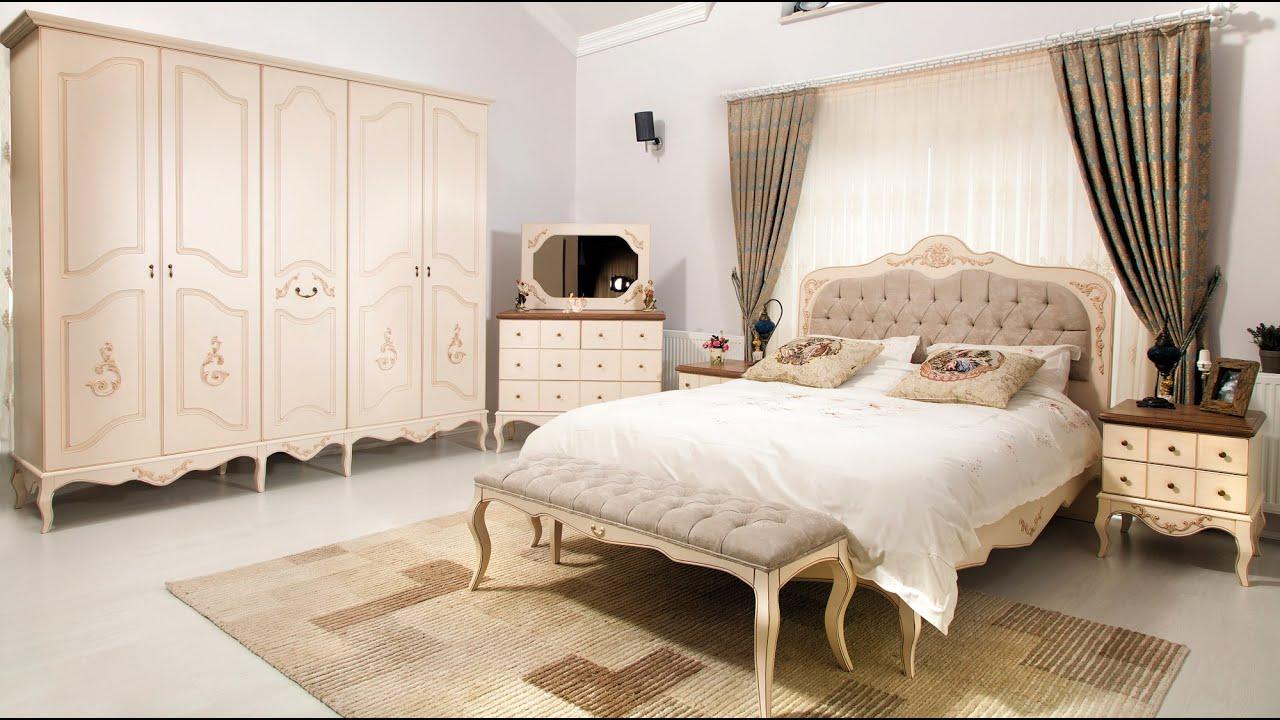 Antik country yatak odas tak m berke mobilya youtube for Mobilya yatak odasi